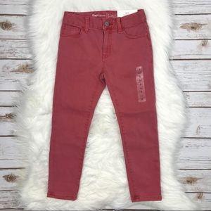 GapKids Girls Girlfriend Stretch Jeans 5 I0717